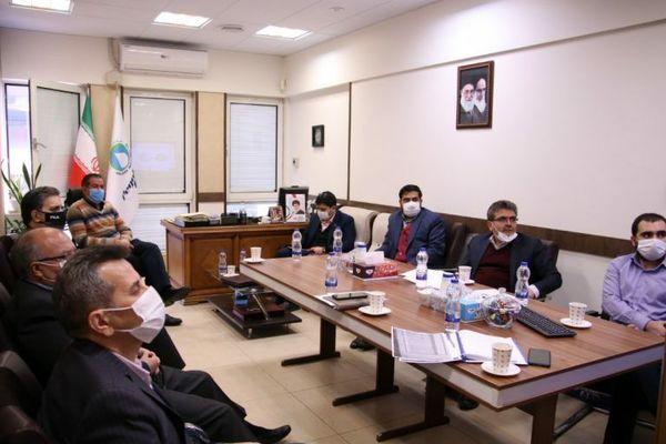 برگزاری مجمع شش ماهه شرکت پگاه گلستان
