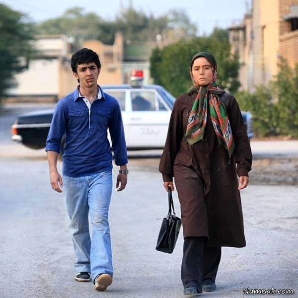 مهراوه شریفی نیا و علی شادمان