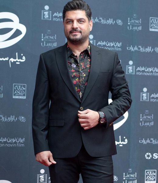 گلهی سام درخشانی از سانسور سریال قبلهی عالم