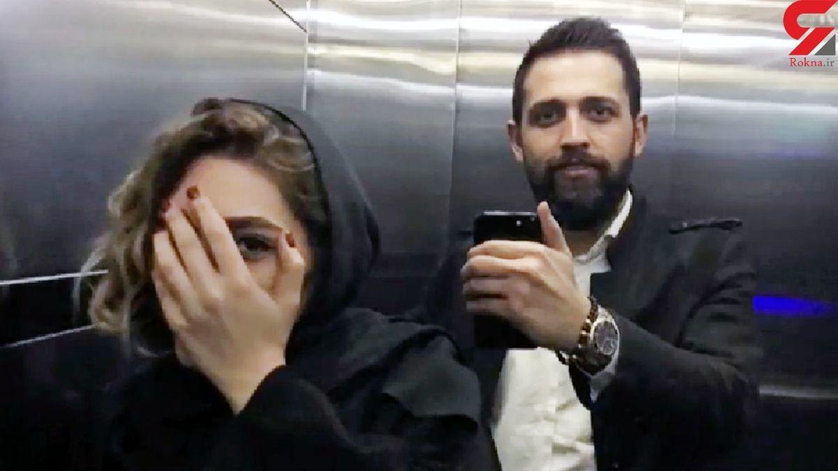 محسن افشانی دوباره حاشیه ساز شد! /همسرافشانی: من و مادرم را کتک زد! +عکس | نشان آنلاین