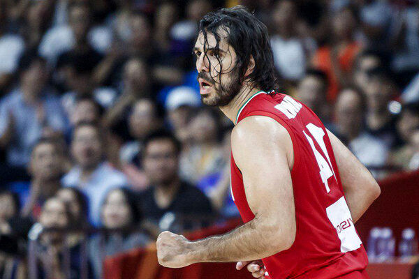 نیکخواه بهرامی: «سربارِ» بسکتبال نیستم
