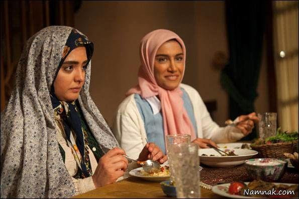 نرگس محمدی در سریال معمای شاه