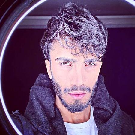 بیوگرافی مهراد جم خواننده جوان و خوش صدا