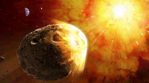 سیارکی که میتواند همه اهالی زمین را میلیاردر کند