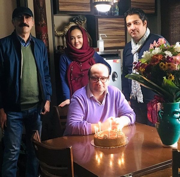 نیکی کریمی در یک تولد + عکس