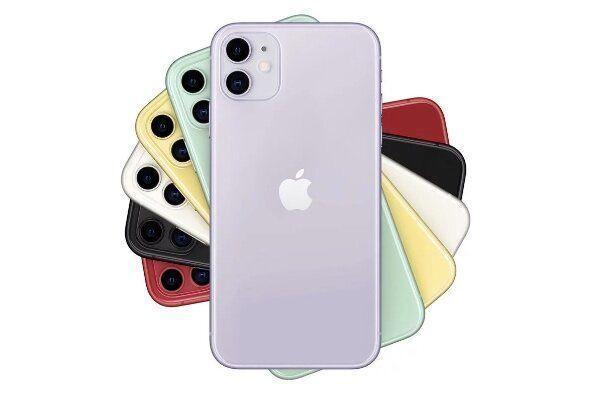 قیمت گوشی های آیفون در بازار 22 اردیبهشت + جدول