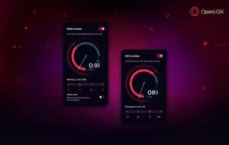 مرورگر گیمینگ Opera با قابلیت کنترل RAM و CPU