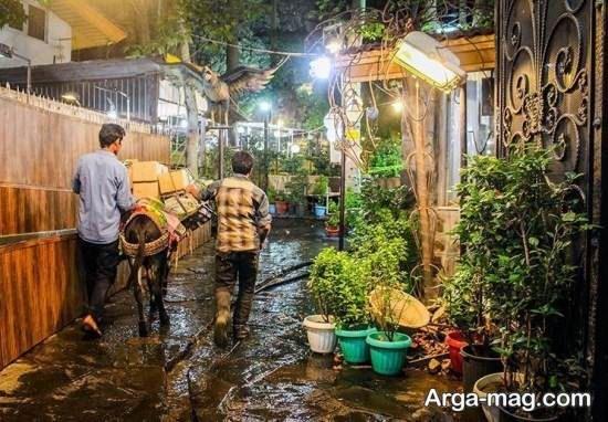 مکان های دیدنی شمال تهران