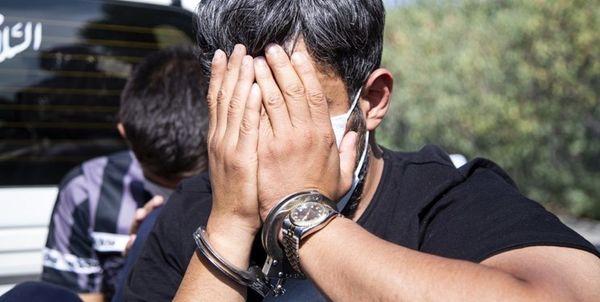 دستگیری دو شرور موادفروش/ ۸ قبضه سلاح کشف شد