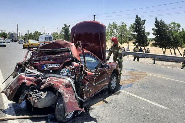 رانندگان پس از تصادف چه کنند؟