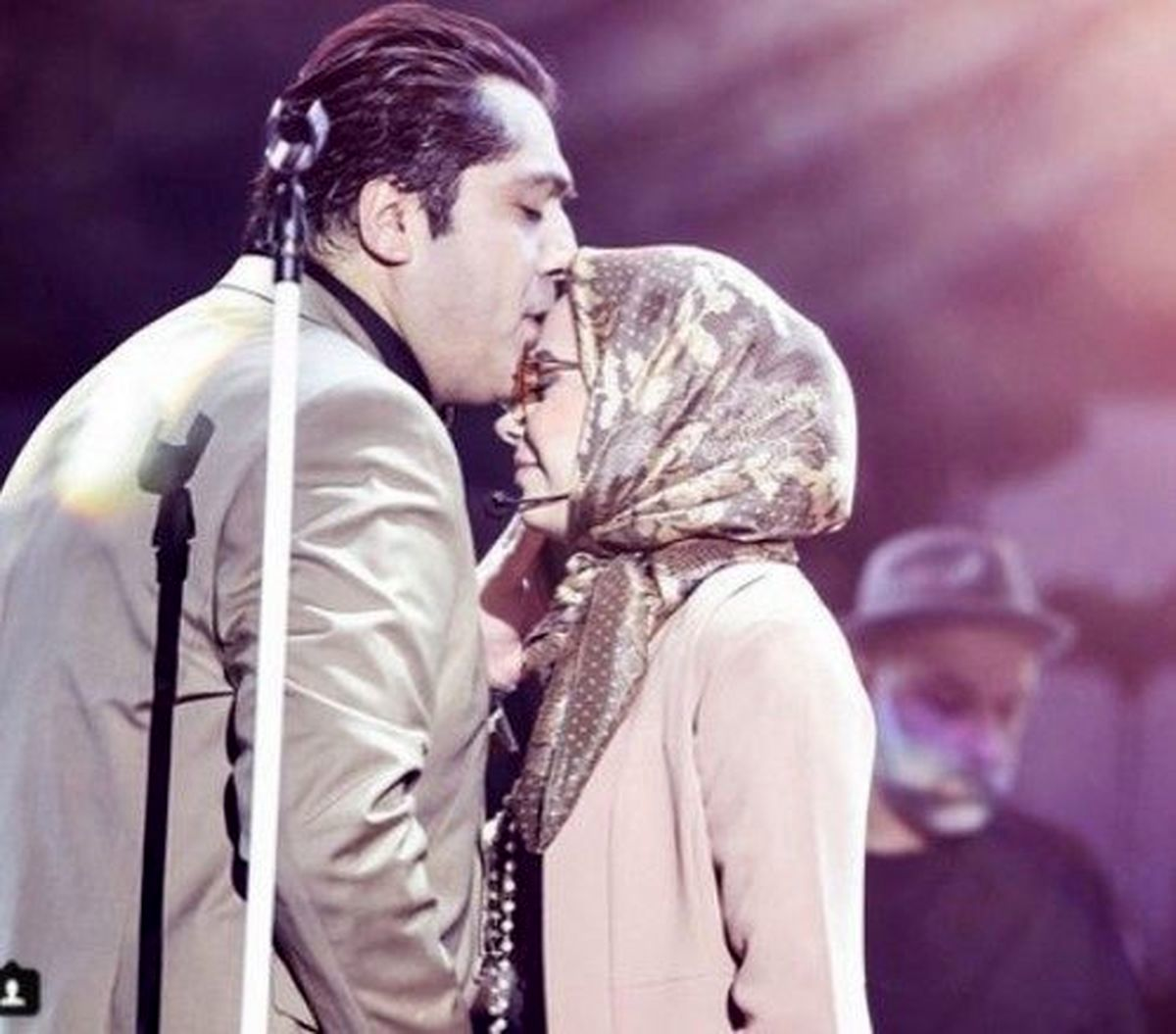 ماجرای ممنوع التصویر شدن صباراد و بوسه جنجالی همسرش در کنسرت + بیوگرافی