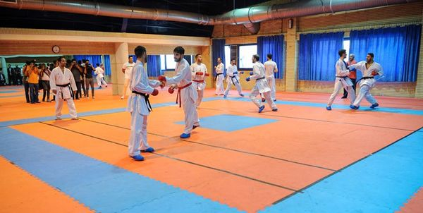 سومین مرحله اردوی تیم ملی کاراته بزرگسالان در تهران برگزار می شود