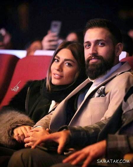 شایعه |  محسن افشانی همسرش را طلاق داد + علت طلاق