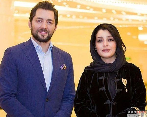 بهرام رادان  جنجال عکس در بغل دختر بی حجاب  + عکس و بیوگرافی