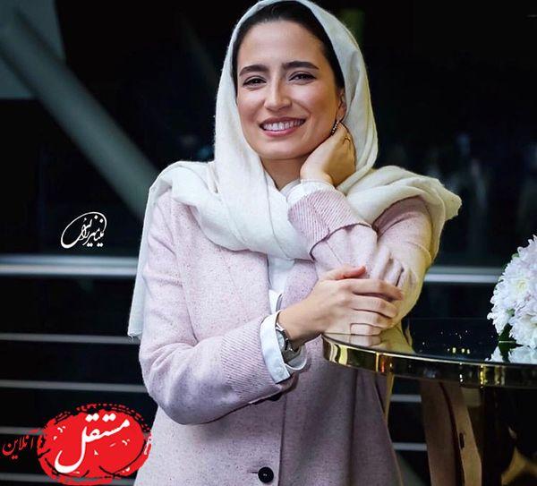 ظاهر جدید نگار جواهریان پس از بازگشتش به ایران + عکس