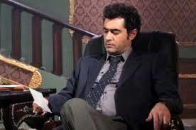 شهاب حسینی و همسرش داغدار شدند (عکس)