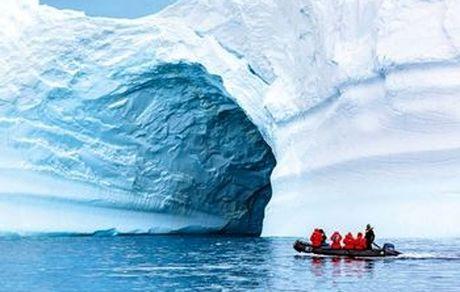ثبت یک رکورد برای دمای قطب جنوب