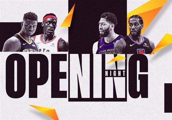 فصل جدید NBA از ۳۰ مهر شروع میشود/ ۱۲۳۰ بازی در ۲۶ هفته
