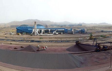 افزایش 6 درصدی تولید کنسانتره آهن شرکت های بزرگ