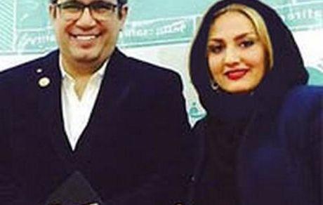 شایعه  علت جدایی رضا رشیدپور از همسرش + عکس همسر سابقش