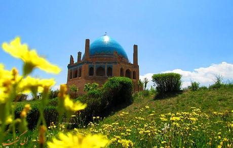 همه چیزهایی که لازم است درباره گنبد سلطانیه زنجان بزرگترین گنبد خشتی جهان بدانید