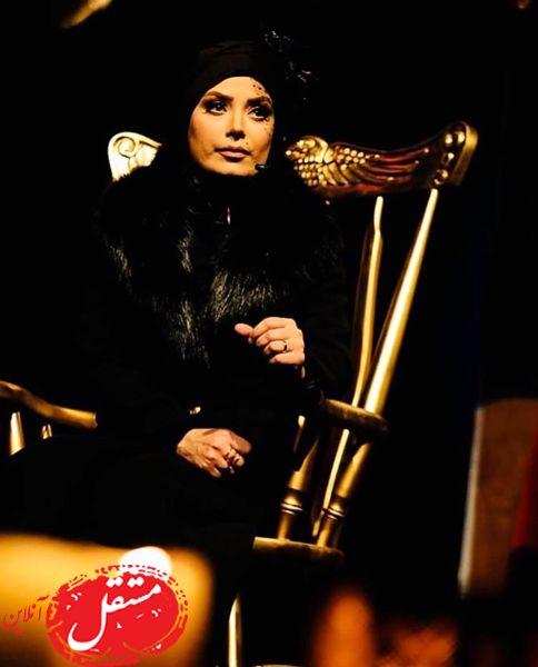 خانم مجری سابق تلویزیون با ظاهری متفاوت + عکس