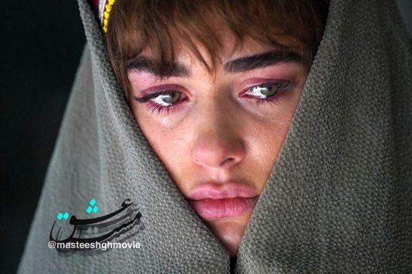 از چهره مریم، یکی از شخصیتهای اصلی «مست عشق» رونمایی شد