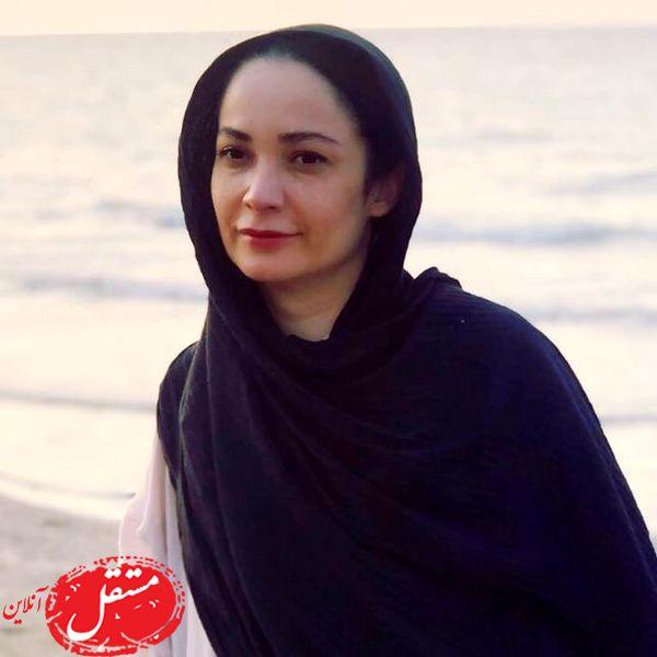 فهیمه سریال پایتخت در کنار همسر و دختر زیبایش + عکس