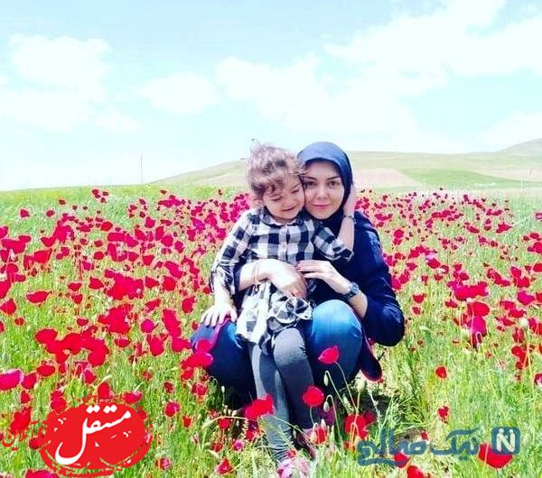 همسر و فرزند آزاده نامداری هنگام مرگ او کجا بودند؟ + عکس