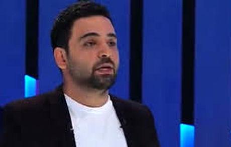 احسان علیخانی هم در مورد تیم ملی فوتبال نظر داد!
