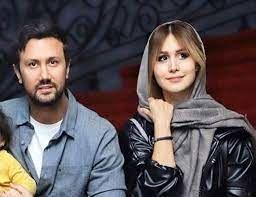 همسر شاهرخ استخری تولد این بازیگر را تبریک گفت+عکس