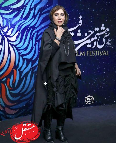 نسیم ادبی در سی و هشتمین جشنواره فجر + عکس