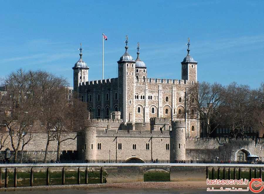 برج لندن (The Tower of London)