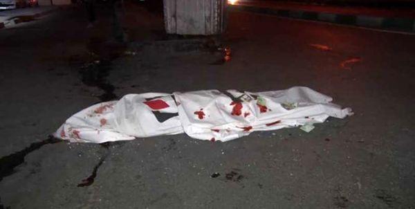 تصادف مرگبار موتور با پژو۲۰۶/ راکب ۲۴ ساله جان باخت