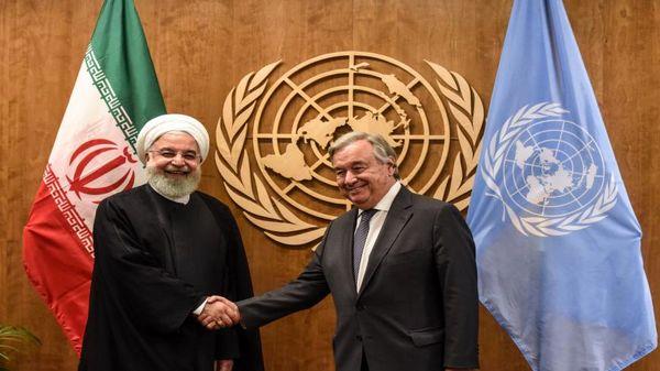 تحریم ها علیه ایران را لغو کنید