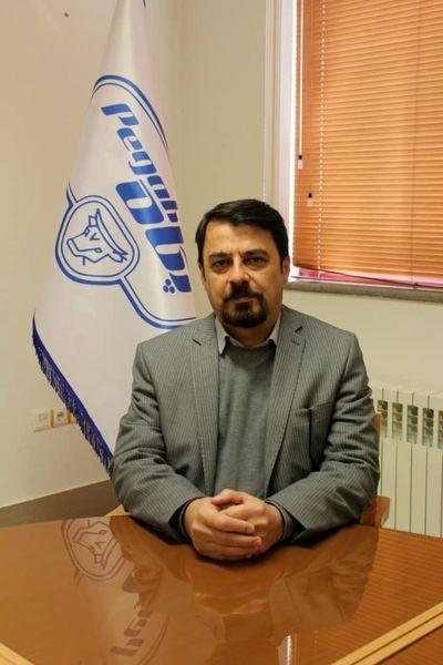 افزایش فروش تناژی و ریالی شعبه زنجان