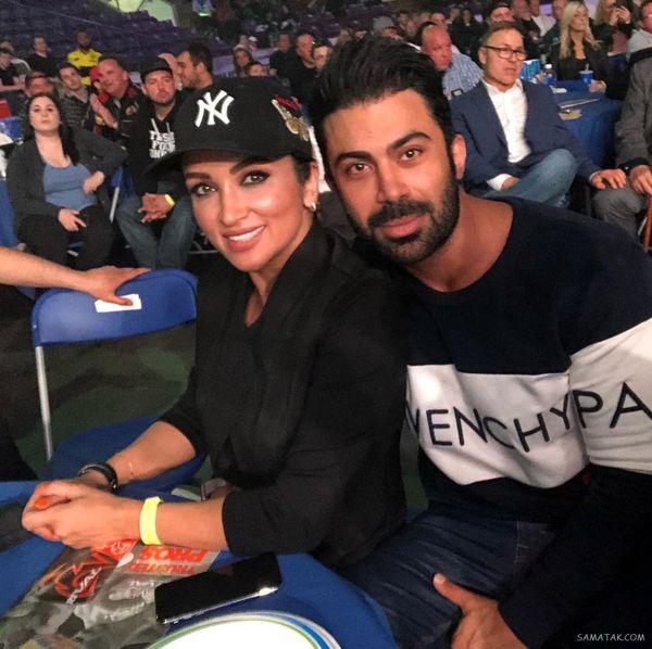 عکسهای دیده نشده روناک یونسی و همسرش+ عکس و بیوگرافی