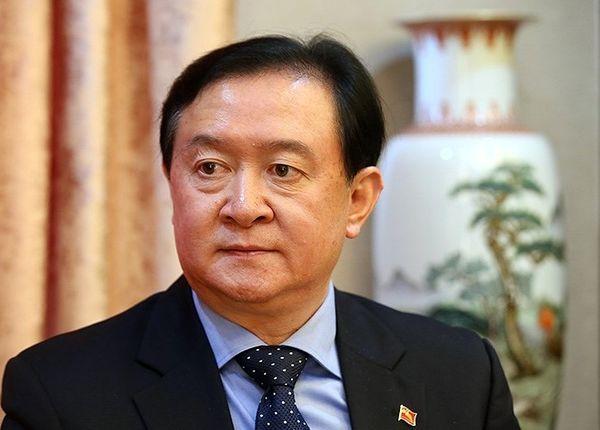انتقاد تند سفیر چین از آمریکا