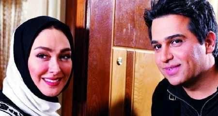 الهام حمیدی و حمید عسکری,الهام حمیدی در فیلم دو دوست,همسر سابق الهام حمیدی