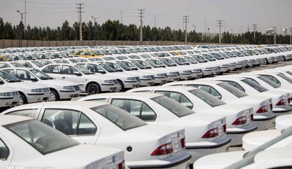 قیمت خودرو در بازار+جدول