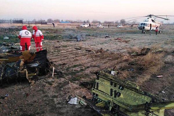 نحوه جبران خسارت هواپیمای اوکراینی