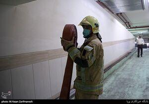 آتش سوزی در شیرخوارگاه آمنه + فیلم و جزئیات