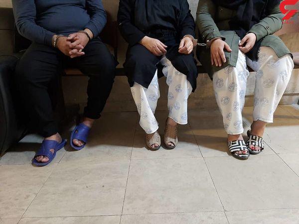 کشف جنازه تاجر سوخته شیرازی / ردپای 4 زن و یک مرد غریبه