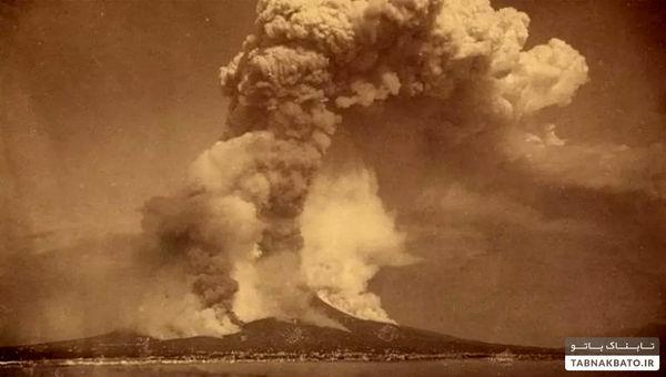 آتشفشان کرکننده +عکس