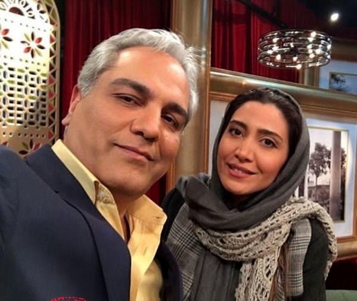 مهران مدیری| جنجال ماجرای طلاق از همسرش + عکس و علت طلاق