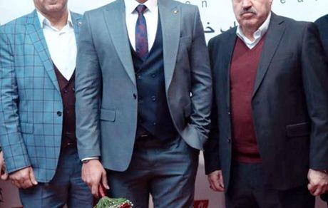 امیرحسین آرمان در مراسم برند مشهور لباس + عکس