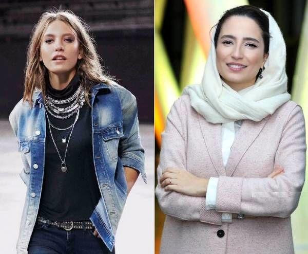همزاد نگار جواهریان در ترکیه بازیگر است