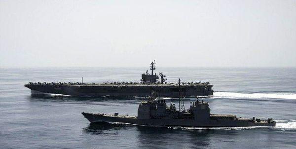 اسکورت کشتیها در تنگه هرمز لغو میشود