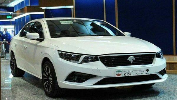 پیش فروش محصول جدید ایران خودرو