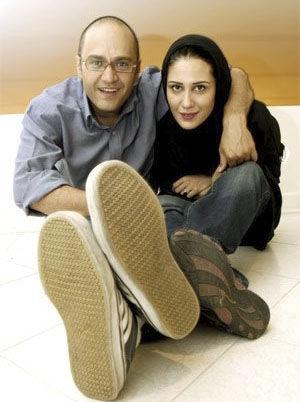 عکس رامبد جوان و همسرش ماندانا روحی + علت طلاق